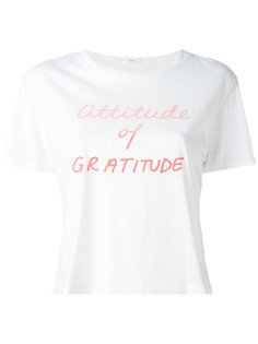 Attitude of Gratitude T-shirt  Mother