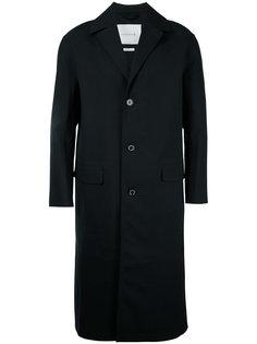 single-breasted coat Mackintosh