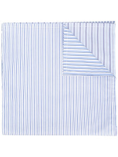 striped scarf Comme Des Garçons Shirt