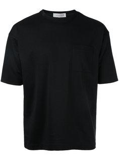 футболка с нагрудным карманом Mackintosh