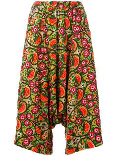 укороченные широкие брюки  Comme Des Garçons Comme Des Garçons