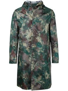 camouflage coat Mackintosh