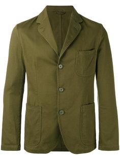 пиджак с накладными карманами Aspesi