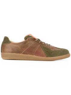 кроссовки на шнуровке Al Duca D'Aosta 1902