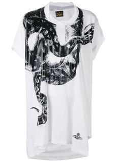 snake T-shirt Vivienne Westwood Anglomania