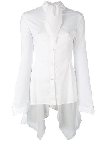 блузка с бантом Masnada