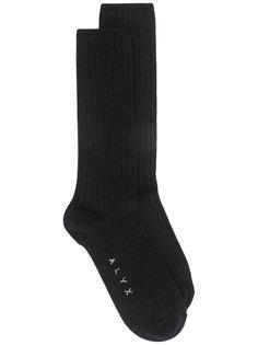 носки с логотипом Alyx