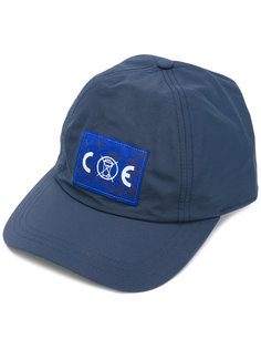 logo print cap C.E. CE