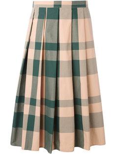 клетчатая юбка Sake Sofie Dhoore
