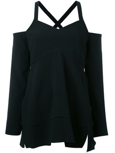 cold shoulder top Proenza Schouler