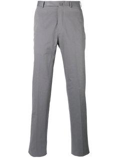 классические брюки кроя слим Ermenegildo Zegna