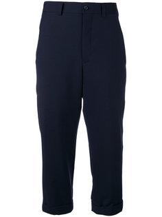 узкие брюки длиной три четверти Comme Des Garçons
