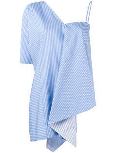 полосатая блузка  Maison Margiela