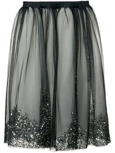 embellished tulle layer skirt Loyd/Ford