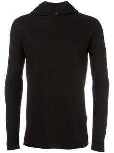 knitted hoodie Rick Owens