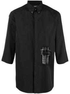 рубашка на пуговицах Dsquared2