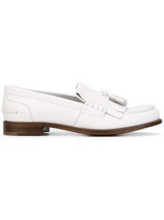 tasseled loafers  Churchs