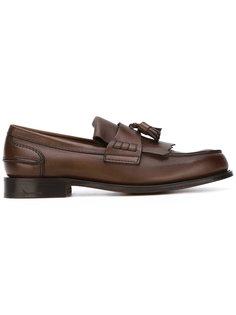 tassel detail loafers Churchs