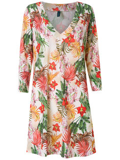 tropical print beach dress Lygia & Nanny