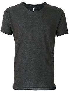 футболка с молнией  Label Under Construction