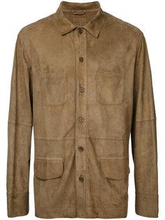 куртка на пуговицах  Desa Collection