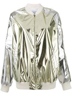 куртка-бомбер на молнии  Lc23