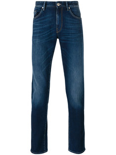 узкие джинсы Pt01