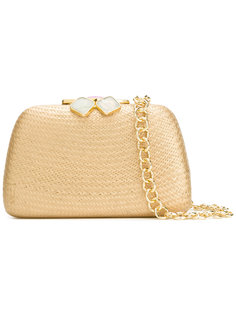 jewel embellished clutch Serpui