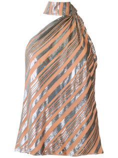 striped blouse Giuliana Romanno