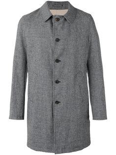 однобортное пальто Lardini Rvr