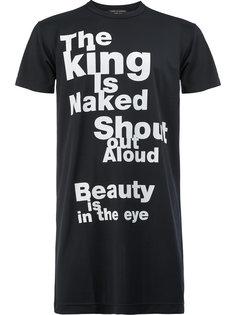 printed T-shirt  Comme Des Garçons Homme Plus