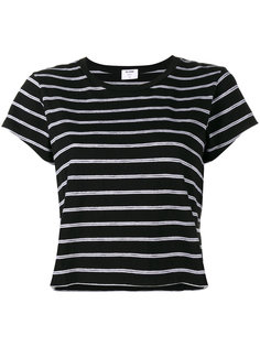 stripe boxy t-shirt Re/Done