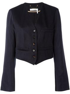 укороченный пиджак Chloé