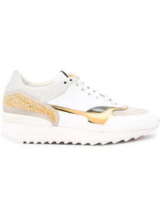 embellished platform sneakers Casadei