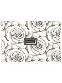клатч с цветочным принтом Versace Vintage