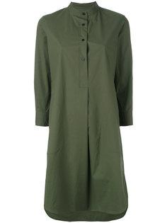 удлиненное платье-рубашка Lareida