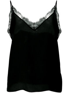 Deep V Lace Camisole Anine Bing