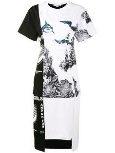асимметричное платье Thanks Girls Stella McCartney