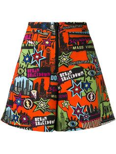 patterned shorts M Missoni