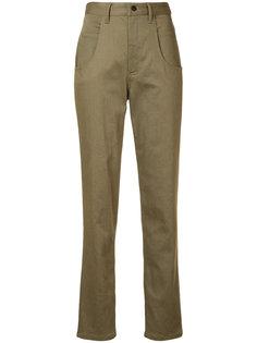 брюки с завышенной талией Sally Lapointe