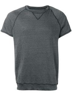 short sleeve sweatshirt Majestic Filatures