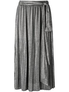 плиссированная юбка Andrea Marques