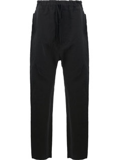 спортивные брюки с эластичным поясом Cedric Jacquemyn