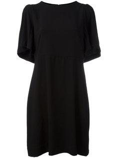 платье шифт с короткими рукавами Essentiel Antwerp