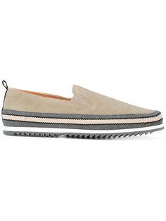 ботинки-слипоны Car Shoe