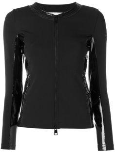 приталенная куртка со вставками  Rossignol