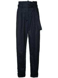 high waist woven pants Paule Ka
