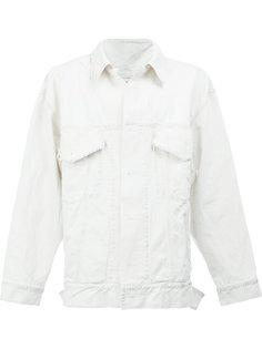 джинсовая куртка с нагрудными карманами Faith Connexion