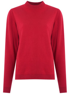 wool and cashmere jumper Egrey