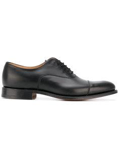 ботинки-оксфорды Churchs